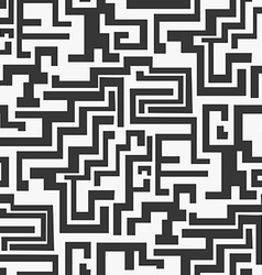 Monochrome technology seamless background vector