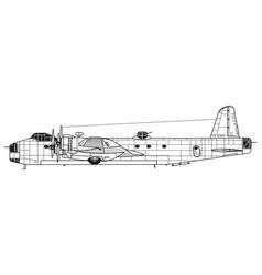 short stirling vector image