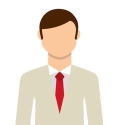 husband wedding dress isolated icon design vector image