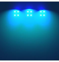 Night Performance vector image