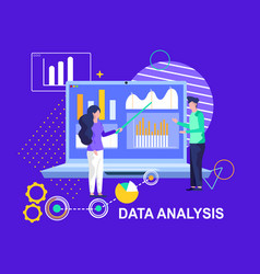 Data analysis and interpretation verification vector