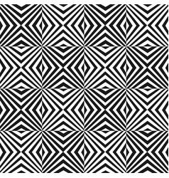 stripes crossing diagonal seamless pattern vector image
