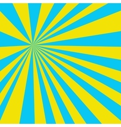 Colored light yellow blue background vector image vector image