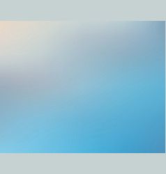 blue light gradient soft background vector image