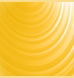 summer sun background blurred yellow pattern vector image