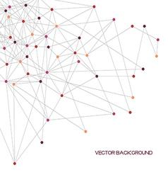 polygonal background16 vector image vector image