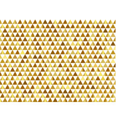 abstract elegant gold gradient geometric vector image