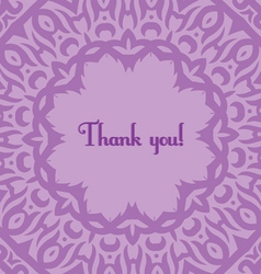 violet card vector image