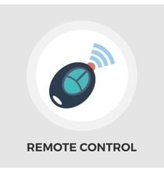 Remote control flat icon vector image vector image