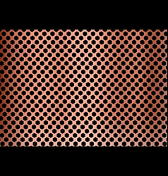 Abstract copper metal background made from vector