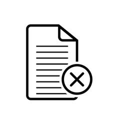 Cancel agreement vector