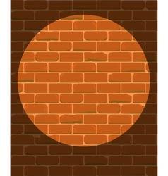 Prison wall vector
