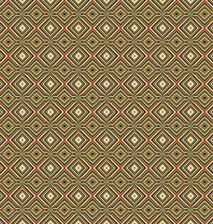 Seamless decorative geometrical motifs vector image vector image