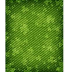 Patricks Day Background vector
