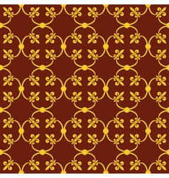 forging seamless pattern vector image vector image