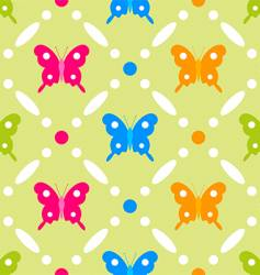butterfly stitches vector image