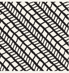 hand drawn style seamless pattern abstract vector image