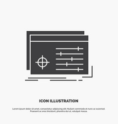 file object processing settings software icon vector image