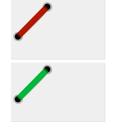 Paper Progress background vector image vector image