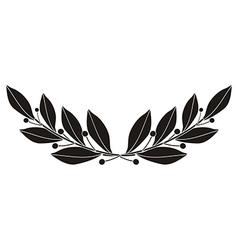 Laurel branch vector