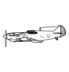 Lavochkin-gorbunov-gudkov lagg-3 vector