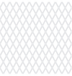 seamless grid texture vector image