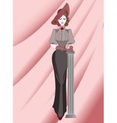Lady vector