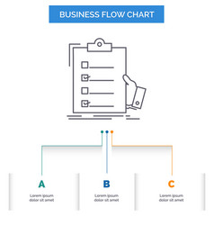 Checklist check expertise list clipboard business vector