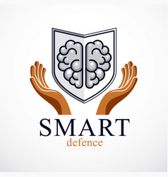 Smart defense concept of intelligent software vector