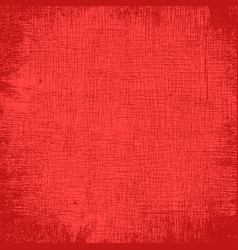 texture red fabric vector image