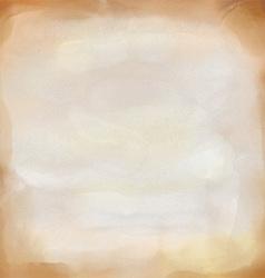 vintage paper watercolor background 2605 vector image vector image