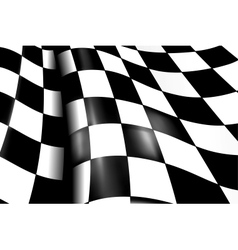 Sports Checkered Background vector image vector image
