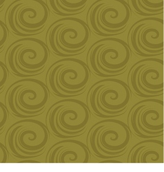 abstract seamless background with spirals vector image vector image