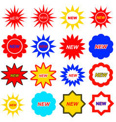 New icons set vector