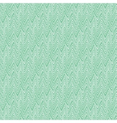 Linear seamless pattern with zigzag lines vector image