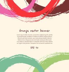 Shopping retail design vector image