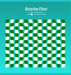 Optical 3d art motion dynamic vector