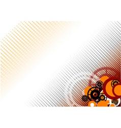 industrial wheel vector image