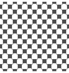 Seamless geometric volume pattern vector
