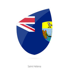 Flag saint helena vector