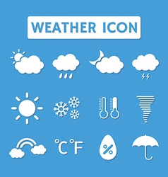 Weathericon vector