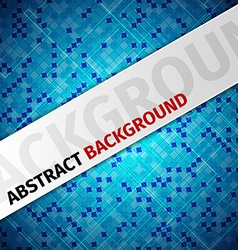 abstract pixels backgroound vector image vector image
