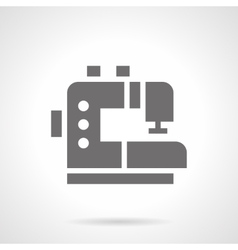 Tailoring glyph style icon vector image vector image