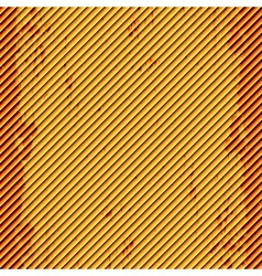Distressed striped background vector