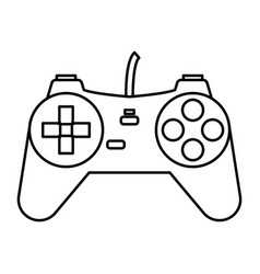Game pad vector