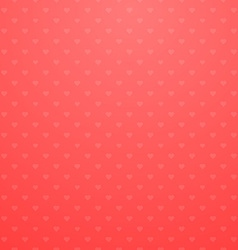 Heart Seamless Pattern Valentines Day bacakground vector image
