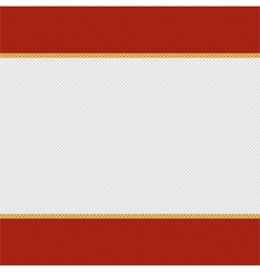 white red background vector image vector image