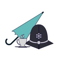 London custodian helmet vector