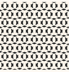 seamless pattern simple ethnic monochrome texture vector image