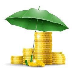 Monetary concept vector image vector image